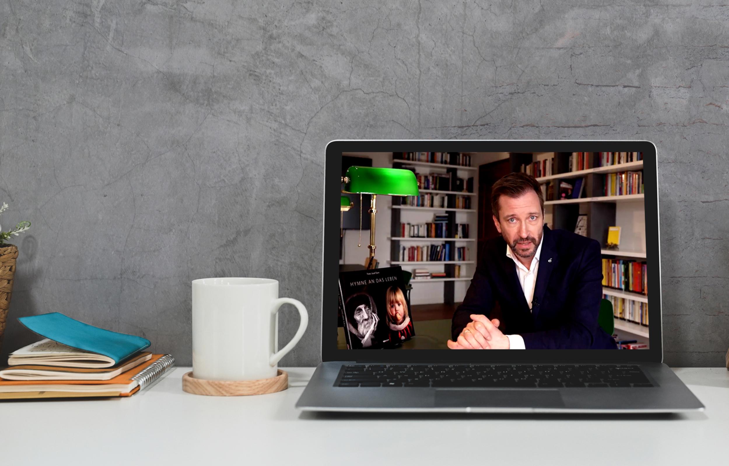 Video-Training-Modul 3: Wie Sie mehr Struktur in Online-Formaten schaffen –mit René Borbonus